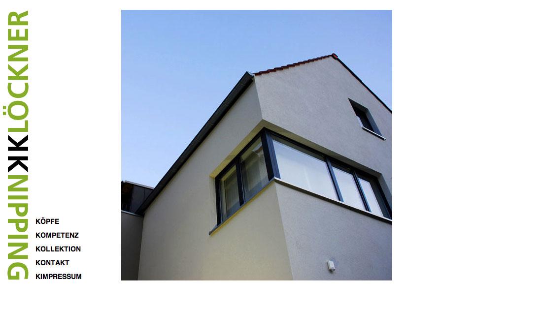 Website Architekturbüro