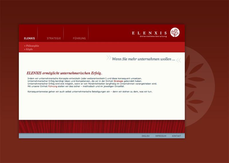 Website Unternehmerberatung