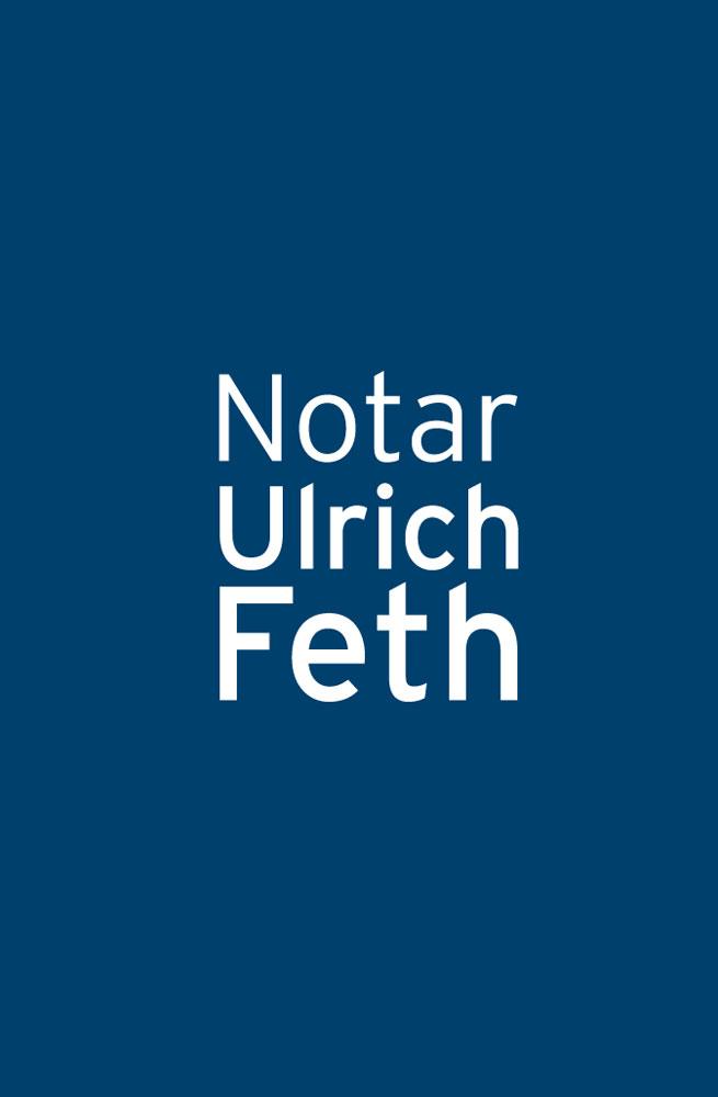 Logo Geschäftsausstattung Notariat