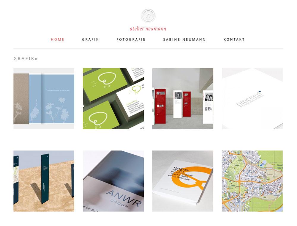 Website Grafikerin